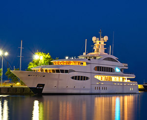 IBL Shipping Luxury Yachts